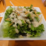 生パスタ専門店センプレ - サラダ