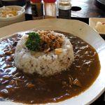 三笠茶屋 くんぺい - 三笠ホテルカレー 1160円