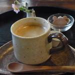 三笠茶屋 くんぺい - 三笠ホテルブレンドコーヒー 630円