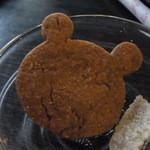 三笠茶屋 くんぺい - コーヒーについていた焼き菓子