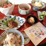 掬月亭 - 料理写真:お朝食