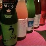 炭焼きDining 炭蓮 - 店長こだわり梅酒、その他果実酒多数ございます。
