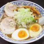 麺工房 武 - 味玉ラーメン(800円)