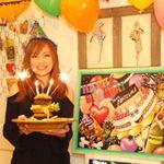ムーディーズ - 誕生日や記念日にはお部屋を丸ごとデコレーション♪ウェルカムボードに名前も入っちゃう☆こんな笑顔が見られます!