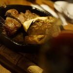 ピッツェリア ナポレターナ ラ・タヴォロッツァ - 豚肉の窯焼き