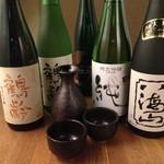 新潟 食楽園 - 新潟の厳選地酒も豊富にご用意しております!