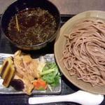 三ツ矢堂製麺 - かしわ南蛮つけめん 930円