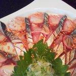 こめ蔵 - 日替り500円定食♪なんと生サバ~サバもですがタレが超ウマイ(*・∀-)☆