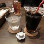 おり座 - アイスコーヒー