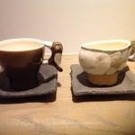 Cafe Soi - オリジナルのコーヒーカップ