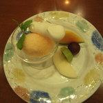 花時季 - デザート