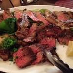 22642171 - 肉の盛り合わせ20131121