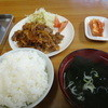 山本焼肉店 - 料理写真:カルビ定食