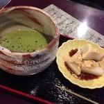 鉢の木 - 抹茶セット