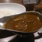 天馬咖喱 - インドビーフカレー