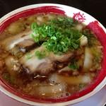 22645052 - 鶏醤ラーメン590円