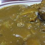 タブチ - 辛口メンチカツカレー