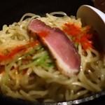 魔乃巣 - カレーつけ麺800円