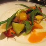 コウジイガラシ オゥレギューム - 定番 季節野菜のエチュベ