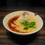 天雷軒 九段下 - 薬研堀坦々麺 900円