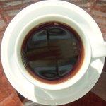 サロン・ド・テ・ロンド - ケーキセット 1050円 のコーヒー