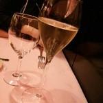 ラブレー - シャンパン。量が多い!
