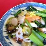 東光 - これはいつもの八宝菜