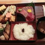 22652393 - 松いち弁当(上)1500円