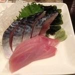 鮪蔵 - しめ鯖