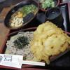 ひの木家 - 料理写真:特製そば 1,360円