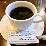 三本コーヒーショップ - オリジナルブレンドコーヒー(420円)