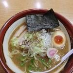あさくら - 魚介こくこくラーメン(太麺)