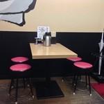 あさくら - テーブル席1