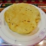 22659211 - スパイシー・パパド(インド風煎餅)