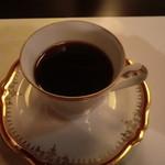 料理酒家 九良左衛門 - 食後のデミタスコーヒー