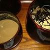 Hanasesobakachikuan - 料理写真:器を開けたところ
