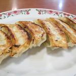 餃子の王将 - ビールセット(餃子)