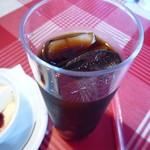 薪釜屋 ciao - アイスコーヒー