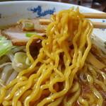 昌龍 - 麺アップ