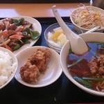風味定食屋 - 酢豚定食