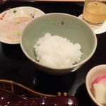 壽山 - 2013/11 鯛茶漬け