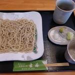 手打ちそば吉蕎 - 料理写真:せいろ ¥700