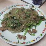 22663477 - 【NEW】春雨と青菜の炒め物