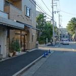 ミッシェルバッハ - 視点:通り沿い北向き(南に夙川駅)