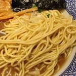 宮庵 - 麺