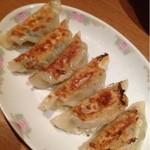 中国台湾料理 唐人館 - 餃子