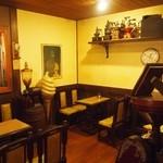 アラビヤコーヒー - 2Fテーブル席