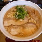 豊兆 - 2013年11月13日京都名物豊兆ラーメン735円