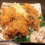 喜久屋 - 牡蠣フライ