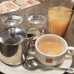 マザームーンカフェ - ★紅茶・グレープフルーツジュース